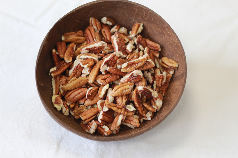 Organic Pecan Nuts 100g