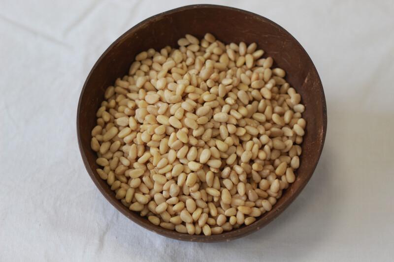 Organic Pine Nuts 100g