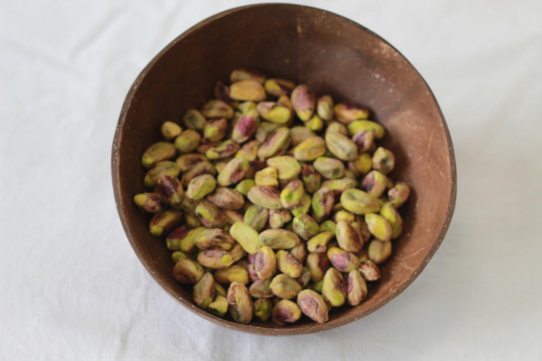 Organic Pistachios Shelled 100g