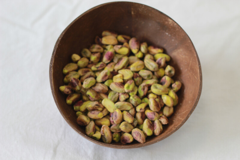 Organic Pistachios Shelled 100g