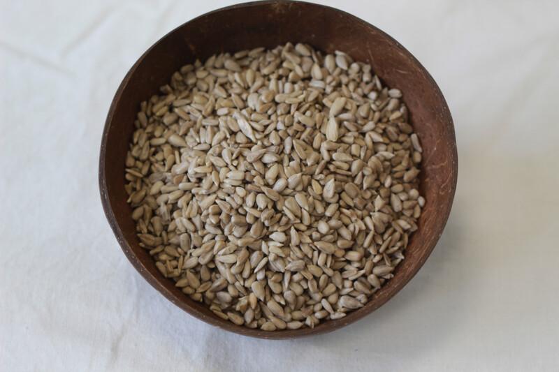 Organic Sunflower Seeds 100g