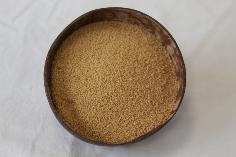 Organic Wholemeal Cous Cous 250g