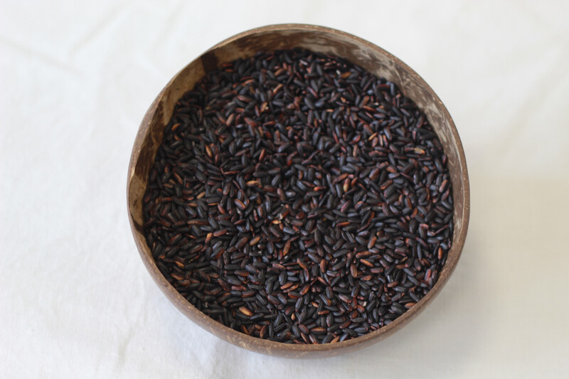 Organic Black Rice 250g