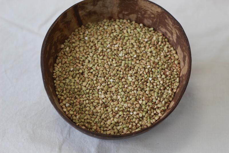 SPECIAL OFFER! Organic Buckwheat Groats Gluten Free 500g