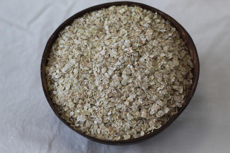 Organic Buckwheat Flakes Gluten Free 250g