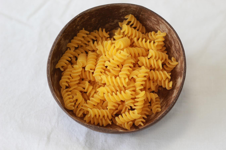 Organic Gluten Free Pasta Corn and Rice Fusilli 250g
