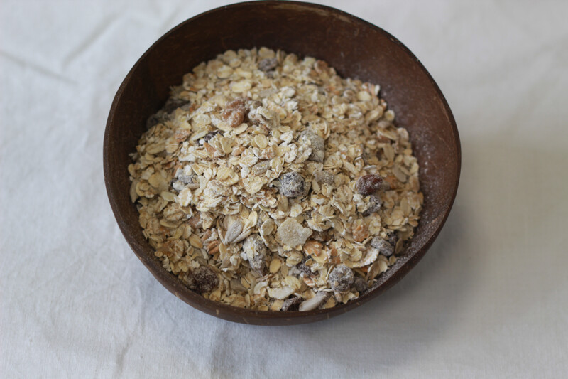 SPECIAL OFFER! Organic Muesli Deluxe 500g