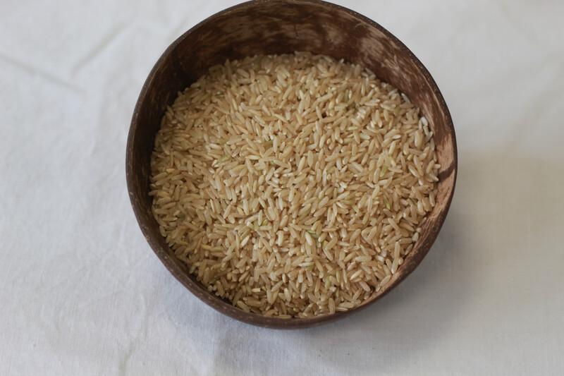 Organic Long Grain Brown Rice 250g