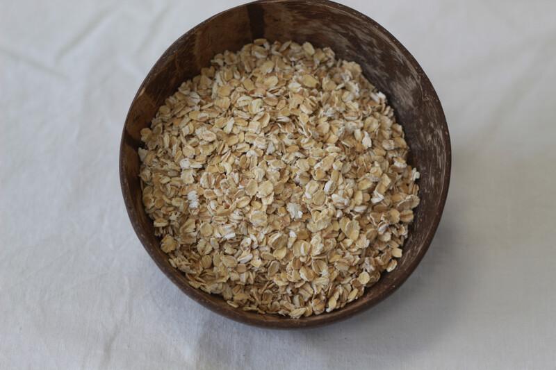 Organic Gluten Free Jumbo Oats 500g