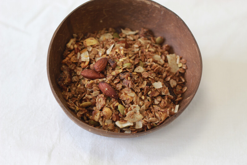 SPECIAL OFFER Rigneys Granola Cinnamon and Date Gluten Free 250G