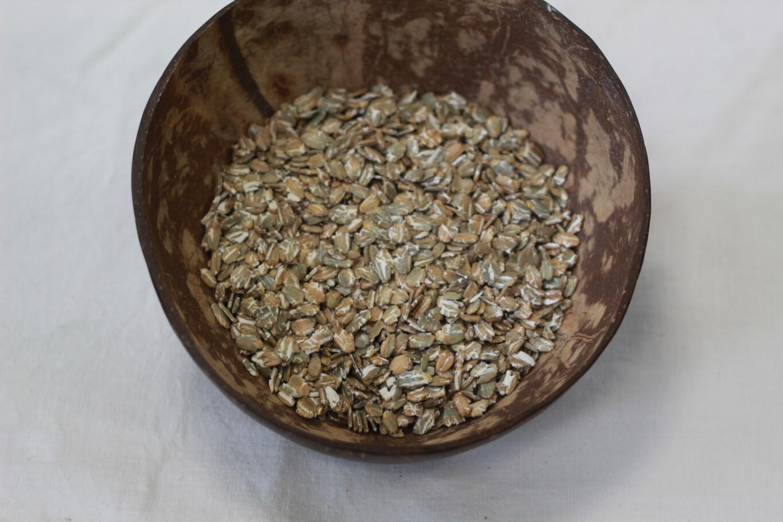 Organic Rye Flakes 500g