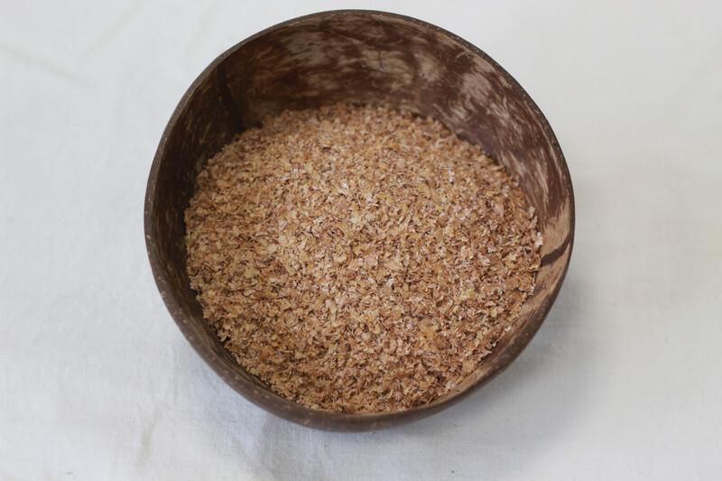 Organic Wheat Bran 500g