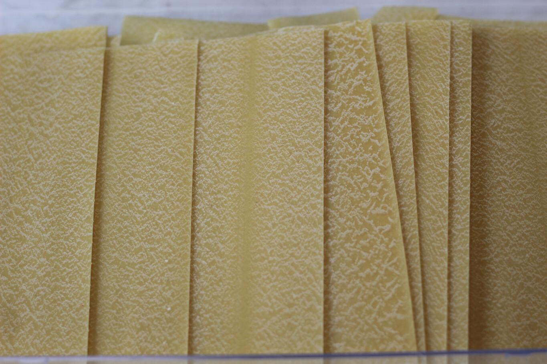 Organic Lasagne Sheets White 100g