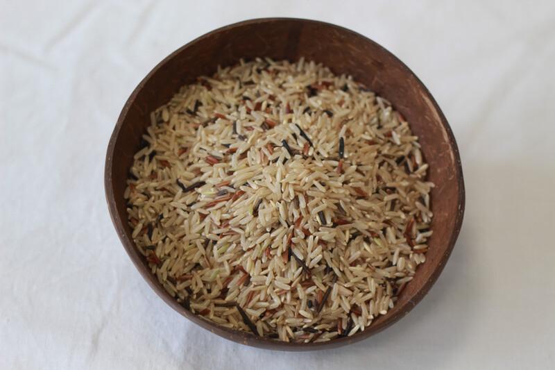 Organic Wild Rice Mix 250g