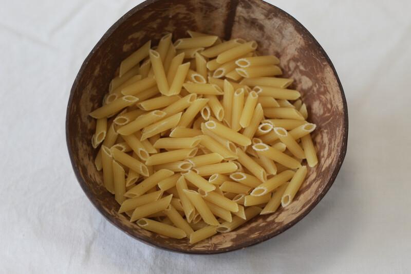 Organic Pasta Penne White 250g