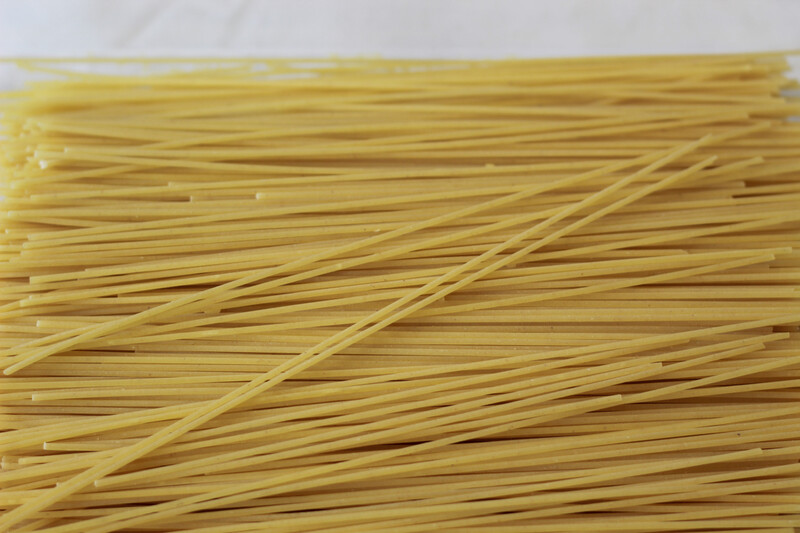 Organic Pasta Spaghetti White 250g