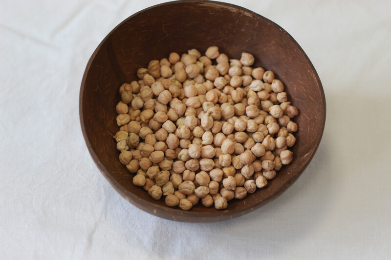 SPECIAL OFFER! Organic Chickpeas 500g