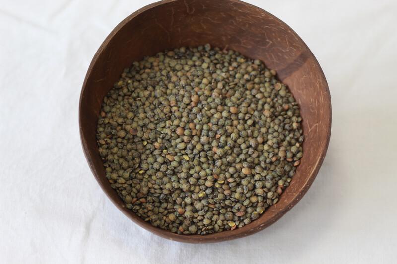 Organic French Type Lentils 500g