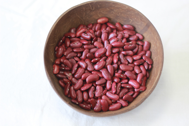 Organic Red Kidney Beans 250g