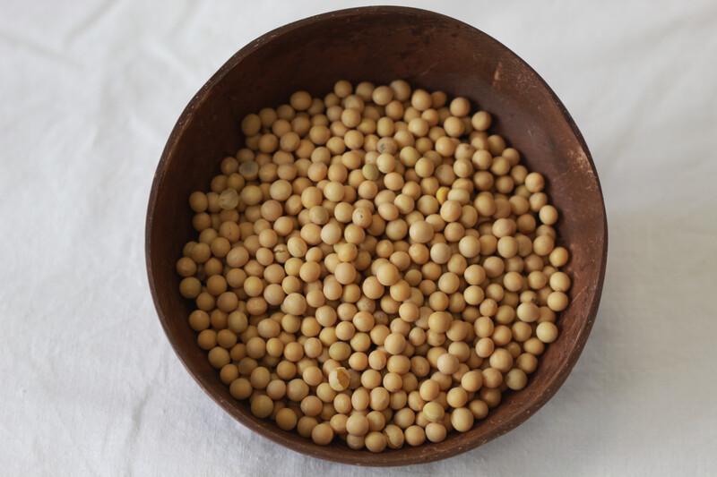 Organic Soya Beans 250g