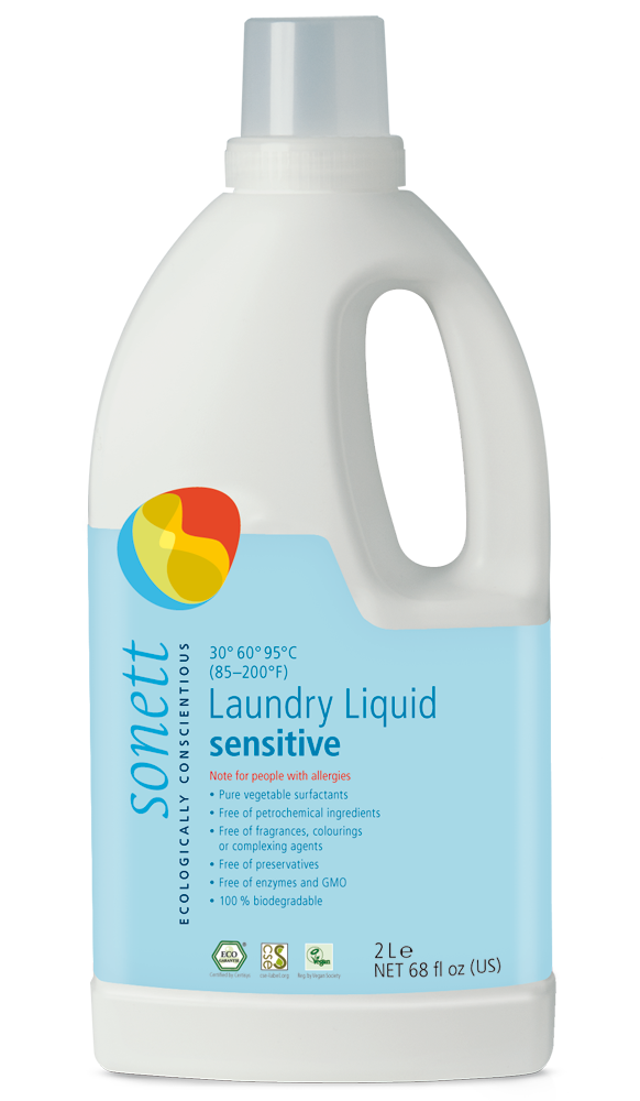 Sonett 2L Sensitive Laundry Liquid