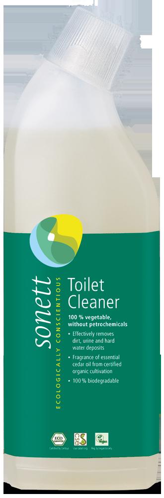 Sonett 750ml Toilet Cleaner Cedar-Citronella
