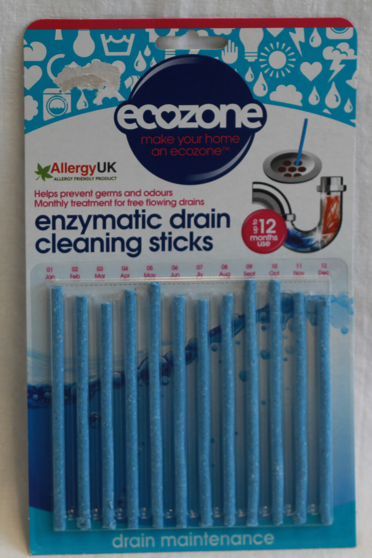 Ecozone Drain Cleaning Sticks