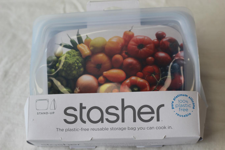Stasher Stand-Up Bag