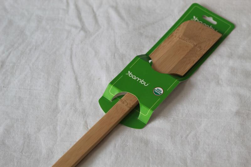 Bambu Scraping Spatula