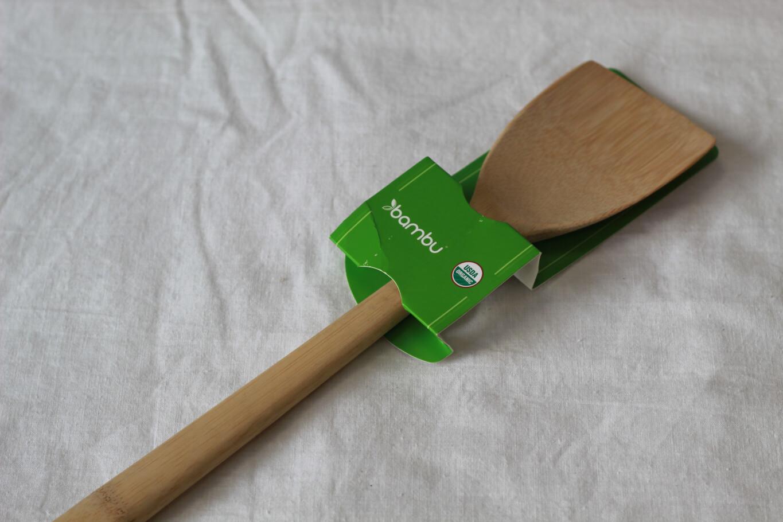 Bambu Wok Spatula
