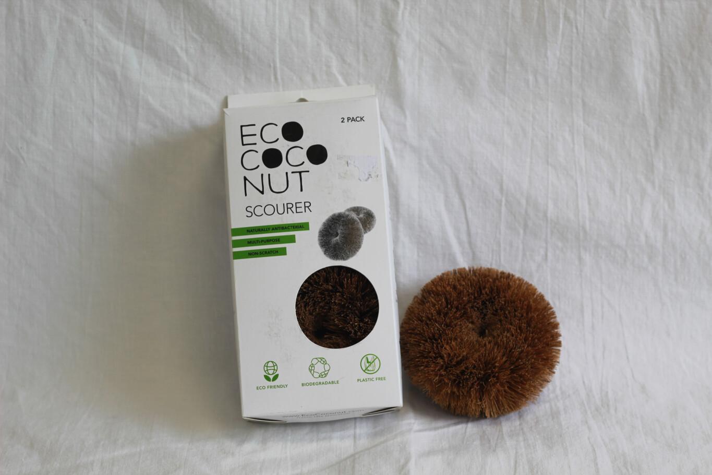 EcoCoconut 2pk Scourer
