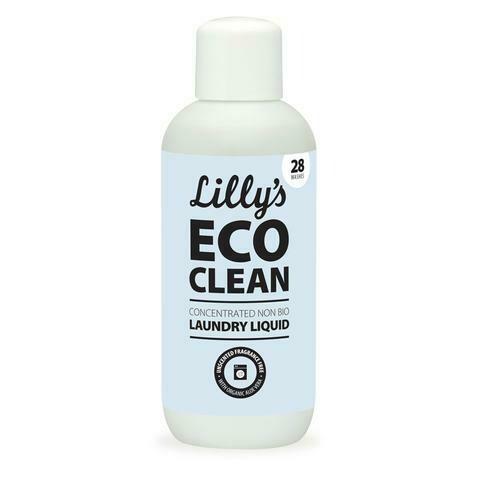 Lilly's Non-Bio Laundry Liquid Unscented