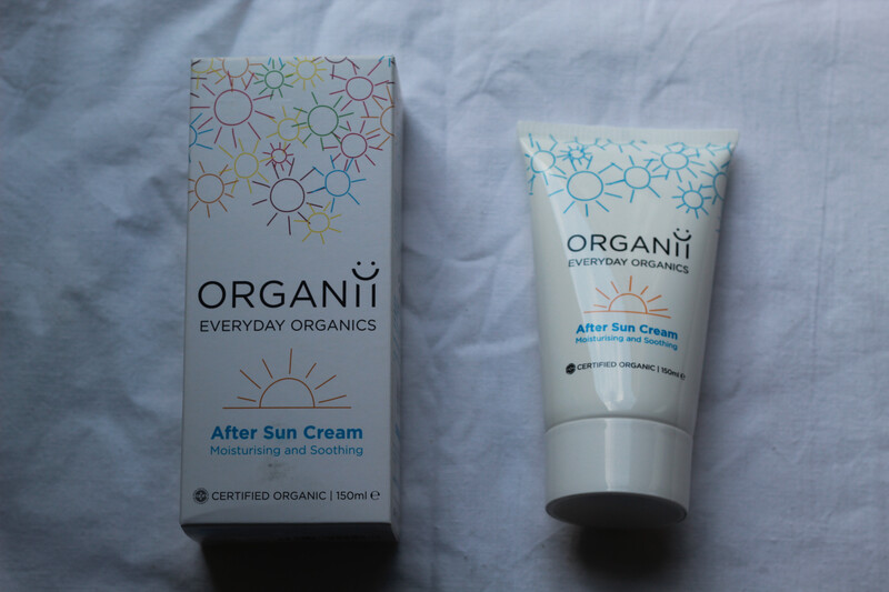 SPECIAL OFFER! Organii After Sun Cream