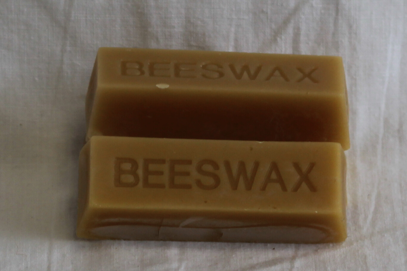 Pure Golden Beeswax Sticks