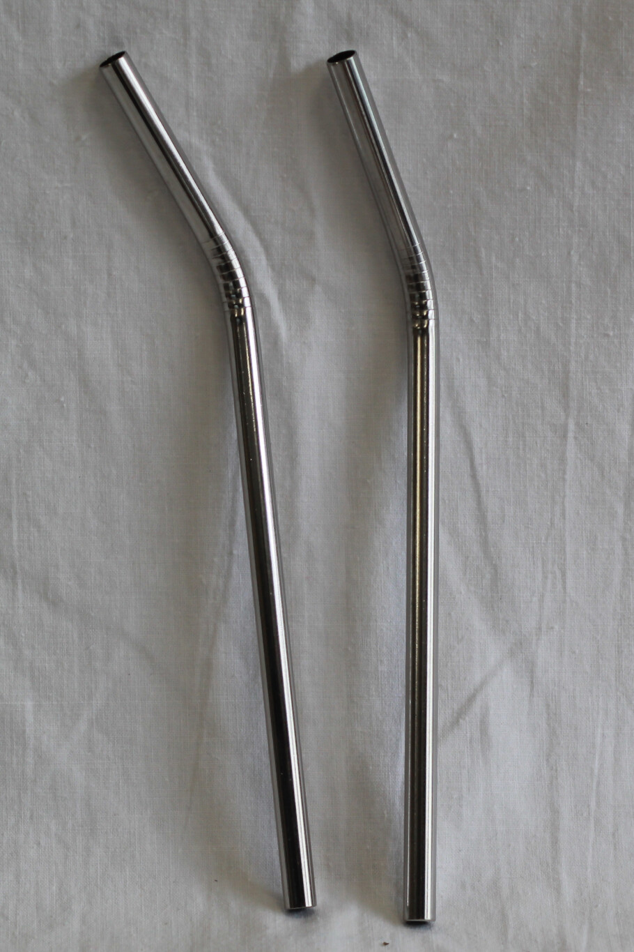 Reusable Metal Straw Single