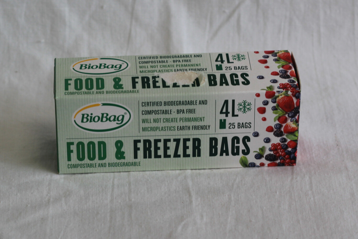 BioBag 4L Food & Freezer Bags