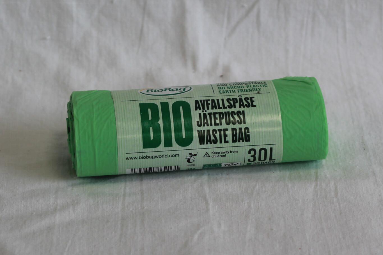 BioBag 30L Compostable Bags