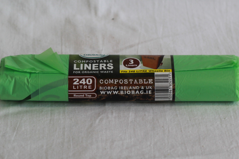 BioBag 240L Compostable Bags