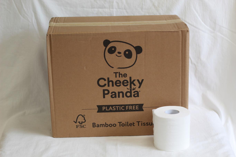 Cheeky Panda 48pk Toilet Roll
