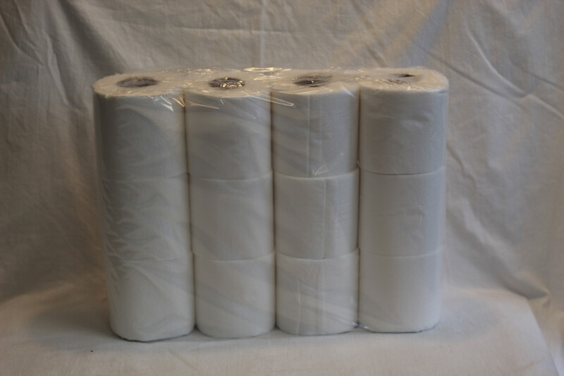 Ecoleaf 12pk Toilet Roll