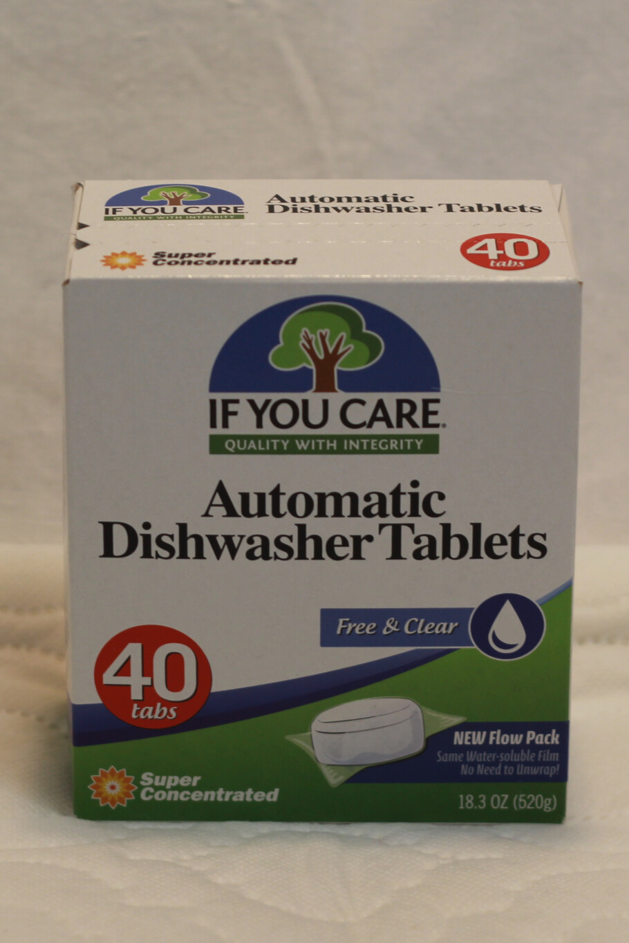 If You Care Dishwasher Tablets