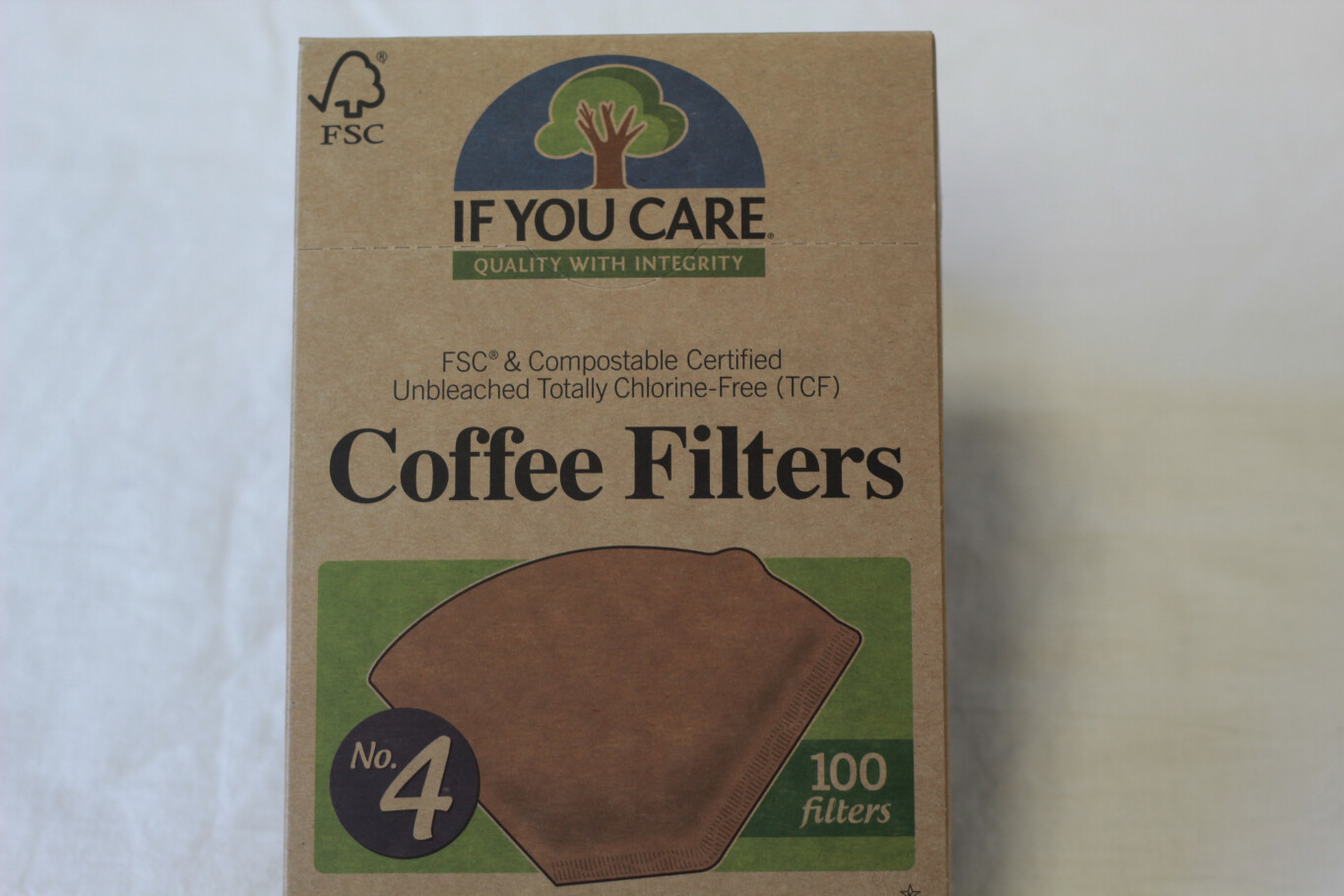 If You Care Coffee Filters No. 4