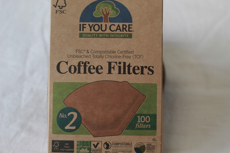 If You Care Coffee Filters No. 2