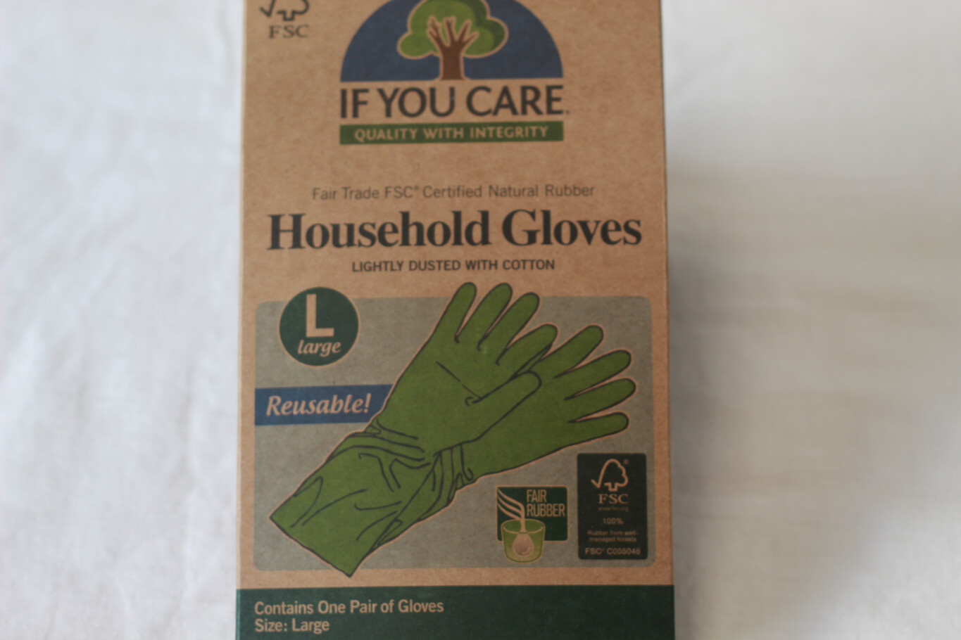If You Care L Household Gloves