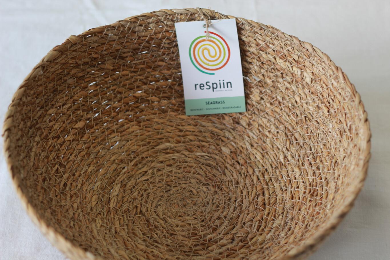 Respiin Seagrass Bowl
