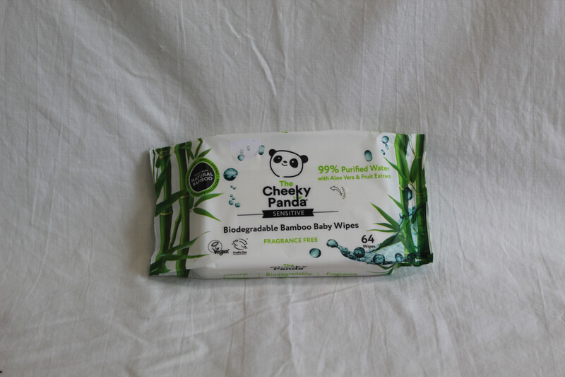 Cheeky Panda Baby Wipes