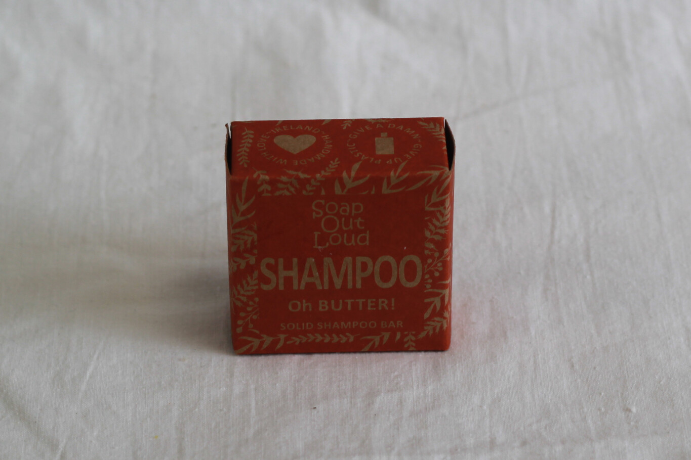 Soap Out Loud Shampoo & Conditioner Bars
