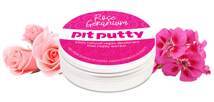 Pit Putty Large Deodorant Tins