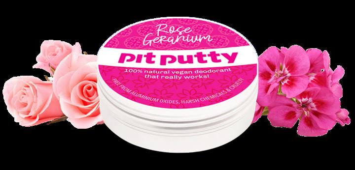 Pit Putty Mini Deodorant Tins