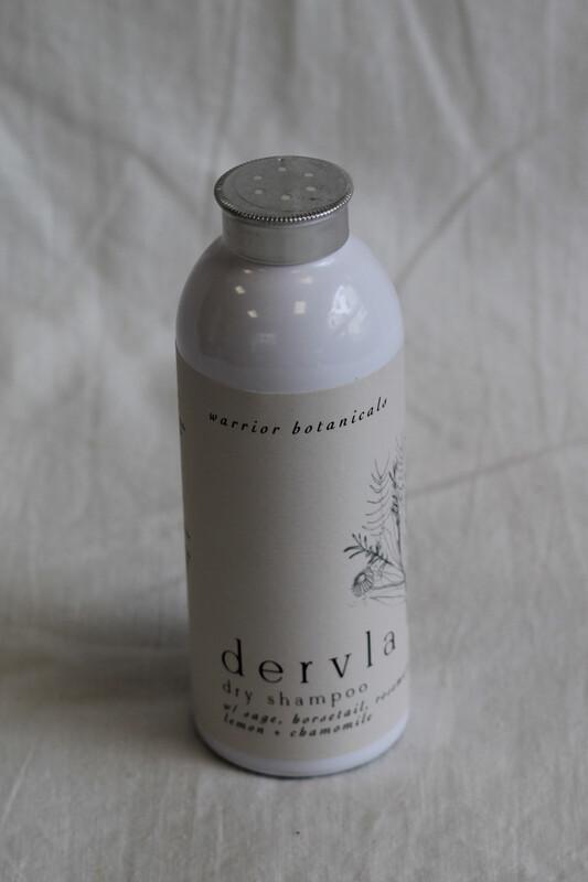 Warrior Dry Shampoo